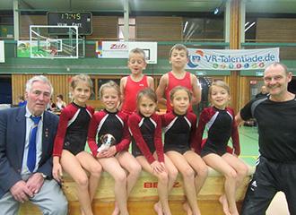 Kreisliga A Damenmannschaft